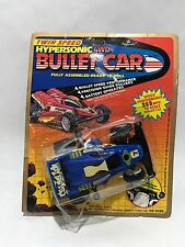 RARE Vintage 1989 Imperial Toy Co Twin Speed Hypersonic Bullet Car