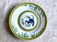 Hermes Toucans kleiner Teller, Neu