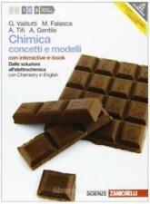 Chimica concetti e modelli, dalle soluzioni all'elett., ZANICHELLI 9788808204707