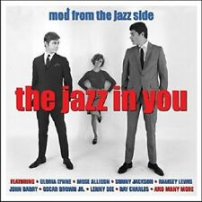 The Jazz In You-Mod From The Jazz Side 2-CD NEW SEALED Ramsey Lewis/Nat Adderley