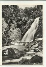 LEMIE TORINO  cascata d' ovarda saluti da lemie 1951