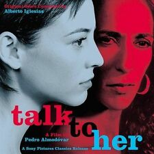Audio CD: Talk to Her, . Acceptable Cond. Soundtrack. 731383600524