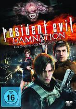 DVD * RESIDENT EVIL : DAMNATION # NEU OVP <