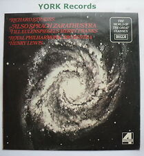 SPA 397 - STRAUSS - Also Sprach Zarathustra LEWIS Royal PO - Ex Con LP Record