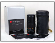 New Leica APO-Telyt-M 135mm f/3.4 black #11889 M240 M-P