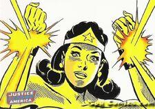 JUSTICE LEAGUE ARCHIVES SILVER AGE FULL 72 CARD BASE SET  BATMAN  WONDER WOMAN++