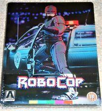 Robocop (Directors Cut) Steelbook / New Restoration /  WORLDWIDE SHIPPING