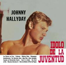 El Idolo de le Juventud de Johnny Hallyday (LP, 2016)