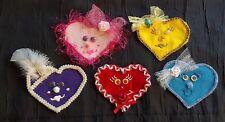 Five Valentines Felt/Flannel Board Set
