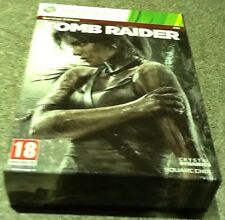 XBOX 360 TOMB RAIDER SURVIVAL EDITION