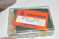 HO scale PARTS 933- 660 Walthers Pullman KIT heavyweight passenger car interior
