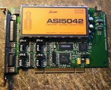 AudioScience ASI5042 Multichannel Balanced Analog XLR Broadcast Sound Card