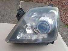 Vauxhall Opel Meriva A 2003-2010 AFL Drivers Headlight (bendy lights) + VXR