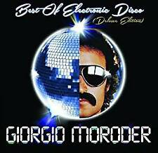 Giorgio Moroder - Best Of Electronic Disco (NEW CD)