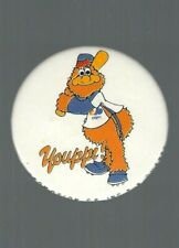 Vintage Montreal Expos  ''Youppi Mascot''  MLB Baseball (Small) Pin / Button