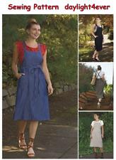 Women Jumper Dress Sewing Pattern 8641 Simplicity New Size 6-14 #v