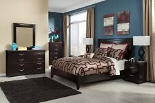 Ashley Furniture Zanbury Queen Panel 6 Piece Bedroom Set