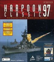 HARPOON CLASSIC 97+1Clk Windows 10 8 7 Vista XP Install