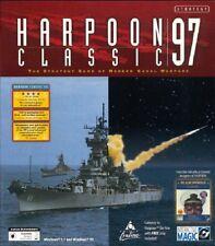 HARPOON CLASSIC 97+1Clk Windows 10 8 7 Vista XP Install