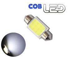 1 Ampoule Navette C3W 31 mm 31mm LED COB Blanc Coffre Habitacle Plafonnier tapis