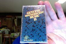 Genuine Houserockin' Music II- various- Alligator label- new/sealed cassette