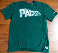 Nike Green Bay PACKERS  T shirt Mens L Sports NFL Football