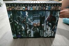 Die Marvel & DC comics Collection Comicasammlung