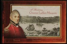 Australia :A Bicentenary Governor Lachlan Macquarie Prestiage Stamp Booklet. Mnh