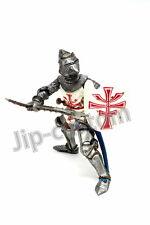 "Papo Toys Prestige Teutonic 3.5"" Knights Figure"