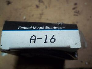 Wheel Bearing and Race Set National A-16