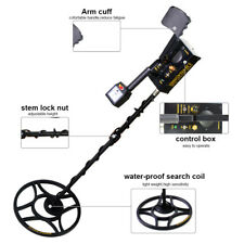 Treasure Hunter Waterproof Metal Detector Underground Explorer Coin Gold Finder