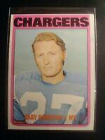 1972 Topps #192 Gary Garrison Chargers NrMt NM Sharp High Grade.