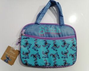 NEW DISNEY LILO & STITCH BLUE TABLET COVER SLEEVE POUCH CHRISTMAS GIFT PRIMARK