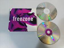 FREEZONE HOUSE TECHNO DJ VENOM CIBELLE SONAR JURYMAN BIGGA BUSH - 2 X CD