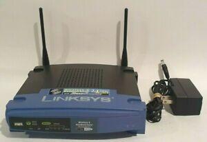 Linksys WRT54GS V7.2  54 Mbps 4-Port 10/100 Wireless G Router