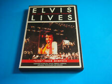 """Elvis Lives: The 25th Anniversary Concert """"Live"""" From Memphis DVD"""