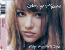 BRITNEY SPEARS : ...BABY ONE MORE TIME / CD - NEU