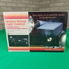 Vintage Heath Zenith Outdoor/Indoor Motion Sensor Light Control SL-5310