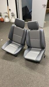 2020 Toyota Landcruiser 79 Series Stock Front Seats - Pair