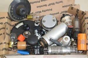 STEAMPUNK CRAFTING GRAB BAG - ANTIQUE DEVICES, ELECTRONICS PERFECT FOR FIDDLERS