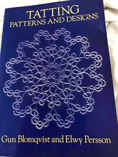Tatting Patterns And Designs From Gun Blomqvist And Elwy Persson