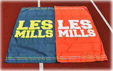 New Zealand Les Mills Quick-Dry Anti-Bacterial Microfiber Sport Towel One Piece