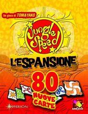 GDT Gioco da Tavolo - Jungle Speed - L'Espansione - Asterion - ITALIANO NUOVO