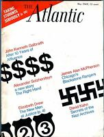 The Atlantic Magazine May 1969 Alexander Solzhenitsyn GD 043017nonjhe