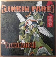 Linkin Park - Reanimation (Vinyl 2LP w/ gatefold cover)  NEW