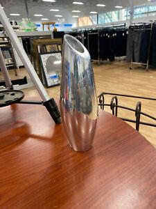 NAMBE STUDIO karim rachid design pattern 6072 11-3/4 inch vase 1994 HEAVY  B