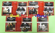 LOTTO 4 DVD 150 ANNI D'ITALIA AL CINEMA vol 2 3 4 7 COOP DEAGOSTINI no vhs(D6)