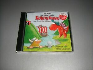 CD Der kleine Drache Kokosnuss und die starken Wikinger