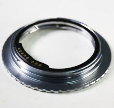 Advanced EMF AF confirm adapter Olympus OM lens to Canon EOS 5D III 70D 6D 7D II