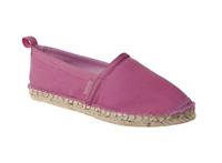 Pink Pineapple Espadrilles Flat Slip On Summer Womens Girls Pumps Canvas Shoes 5